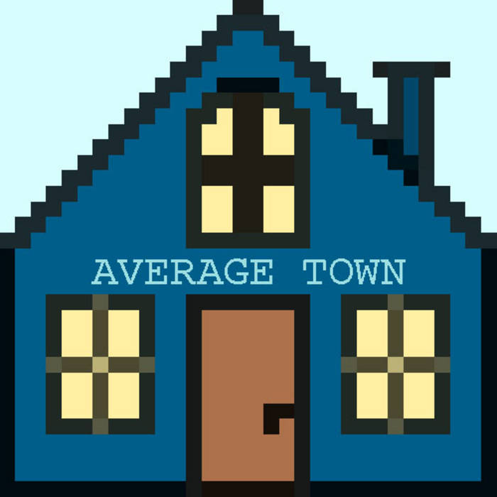 Average Town cover art