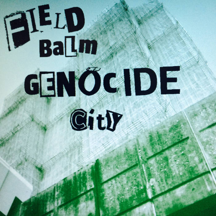 Genocide City cover art