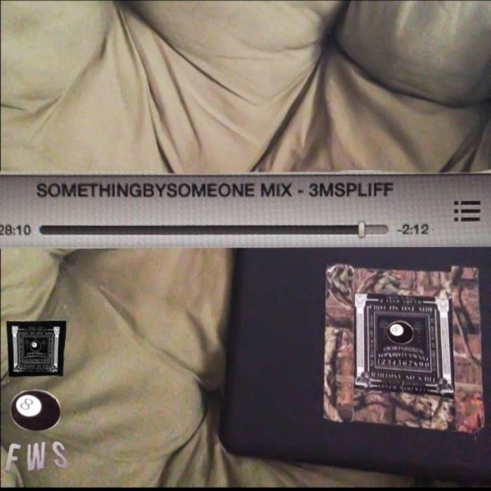 SOMETHING BY SOMEONE TAPE cover art