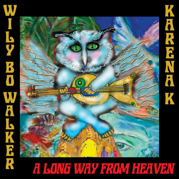 A Long Way From Heaven cover art