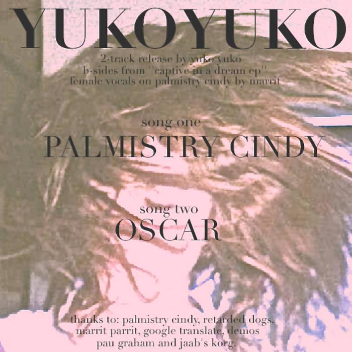 Palmistry Cindy / Oscar cover art