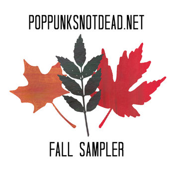 Fall Sampler 2014 cover art