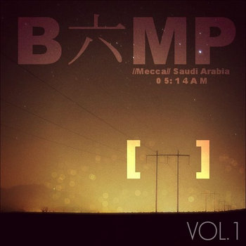 Bump Tape Vol. 1 cover art