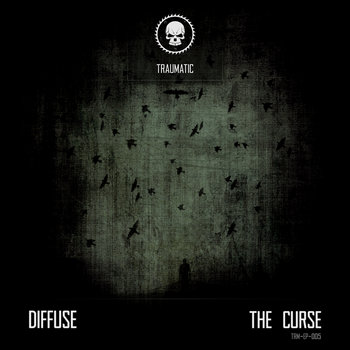 Diffuse - The Curse cover art