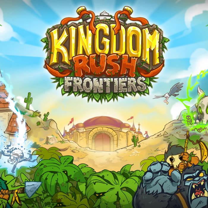 Kingdom Rush Frontiers - Original Soundtrack cover art
