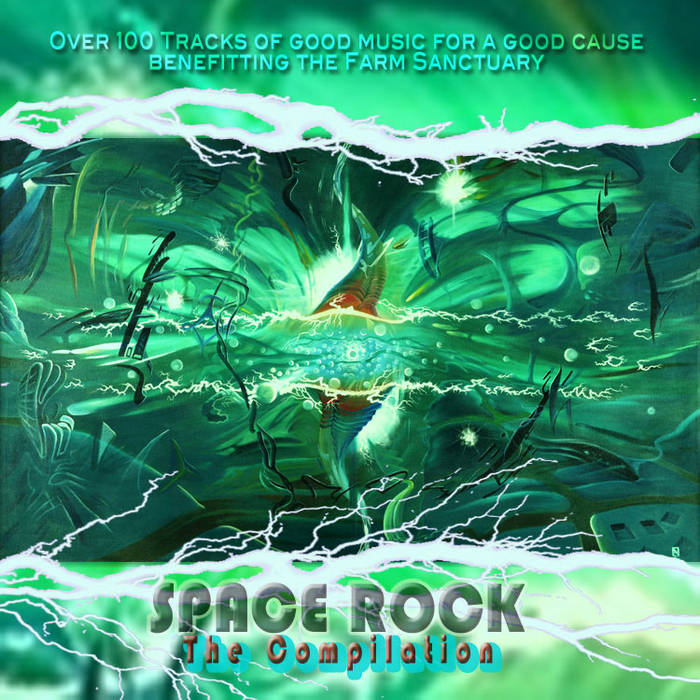 Space Rock: The Compilation cover art