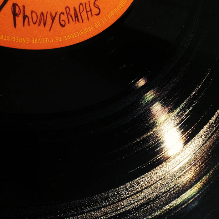 Phonygraphs cover art