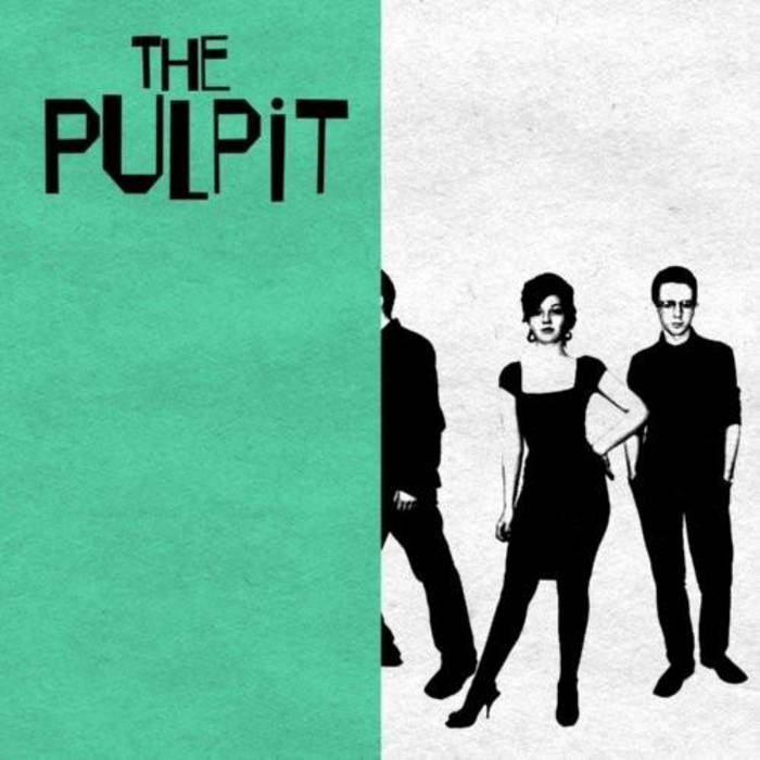 The Pulpit EP cover art