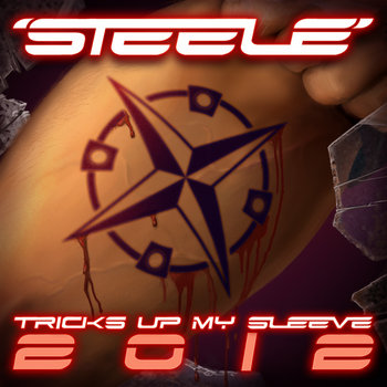 Tricks Up My Sleeve 2012 cover art
