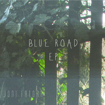 Blue Road EP cover art