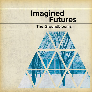 Imagined futures cover art