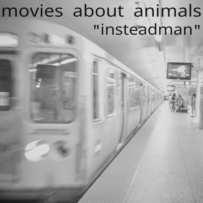 Insteadman cover art