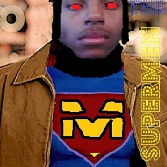 Rise Of the Supermen cover art