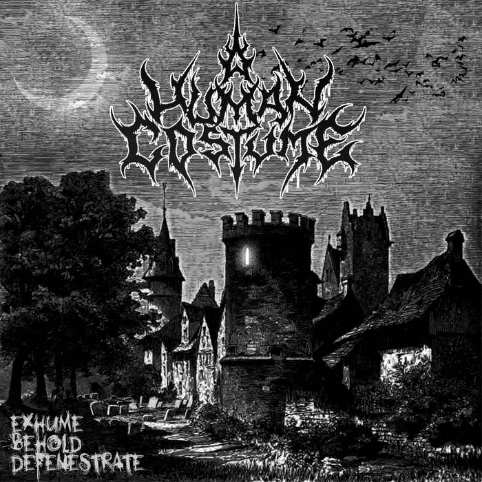 Exhume, Behold, Defenestrate cover art