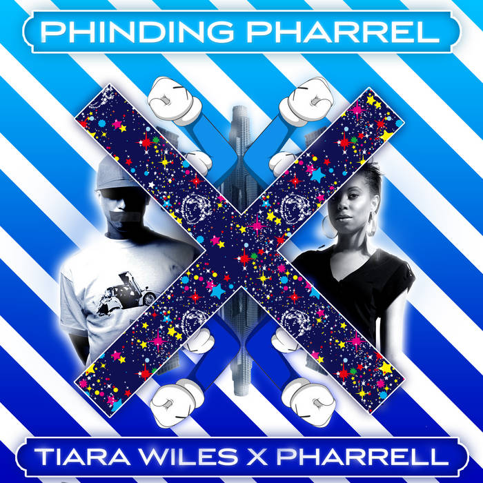 Phinding Pharrell cover art