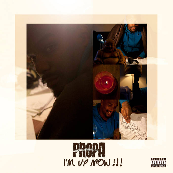 I'M UP NOW cover art