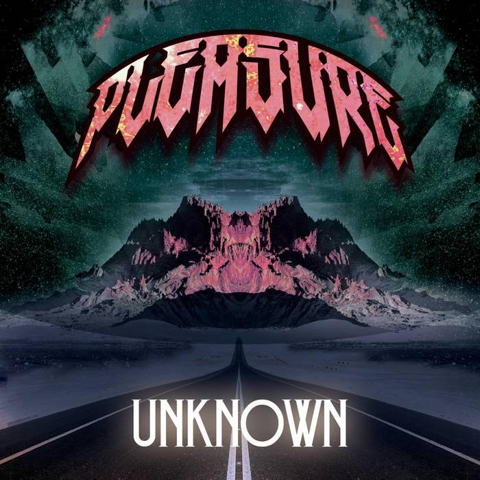 Pleasure - Unknown EP cover art