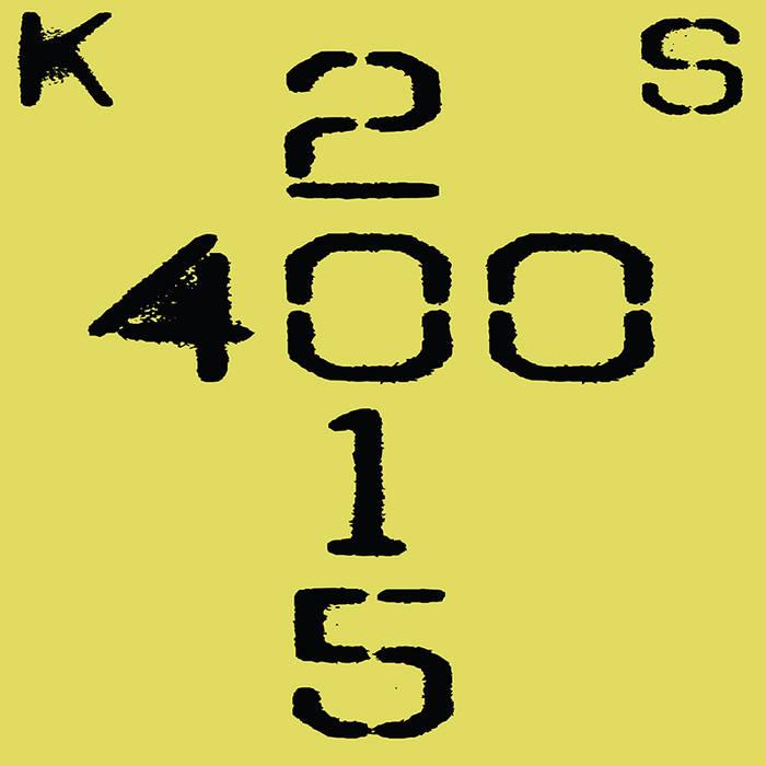 400 Songs In 2015 cover art