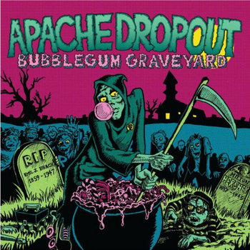 Bubblegum Graveyard cover art