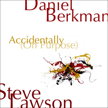 Accidentally (On Purpose) cover art