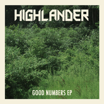 Good Numbers EP cover art