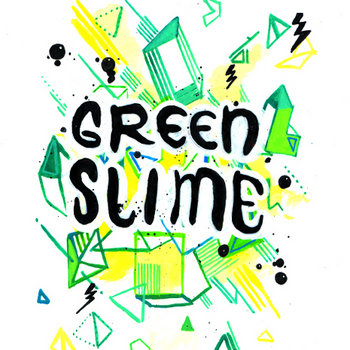 Green Slime cover art