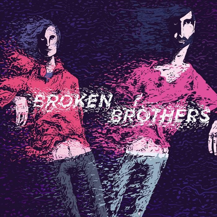 Broken Brothers cover art