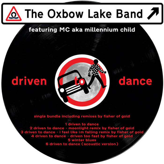 driven to dance (single release) cover art