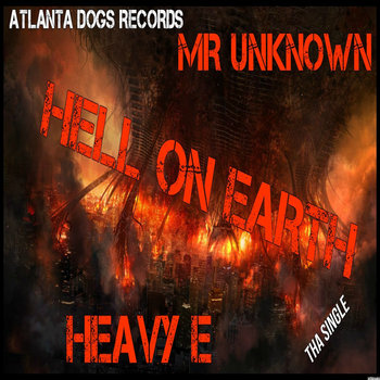 HELL ON EARTH cover art