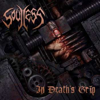 In Death's Grip cover art