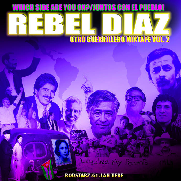 Otro Guerrillero Mixtape Vol. 2 cover art