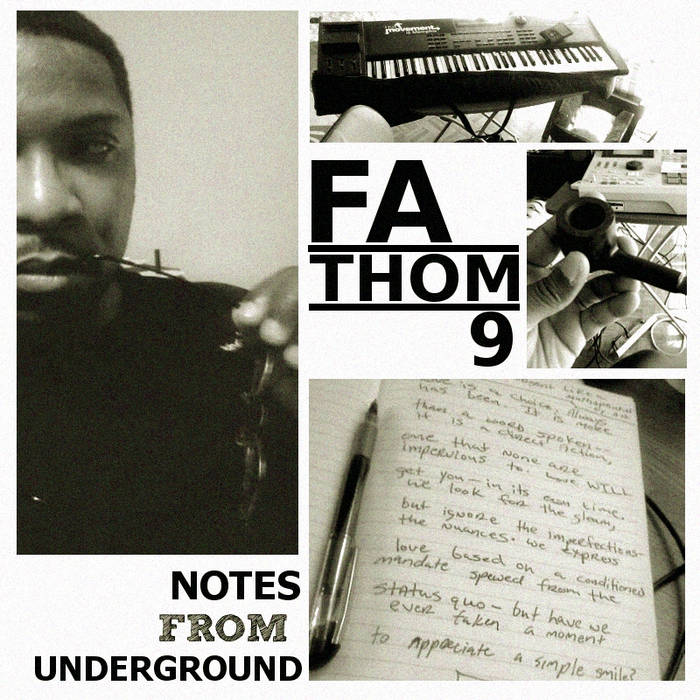 Notes from Underground: Train Music cover art