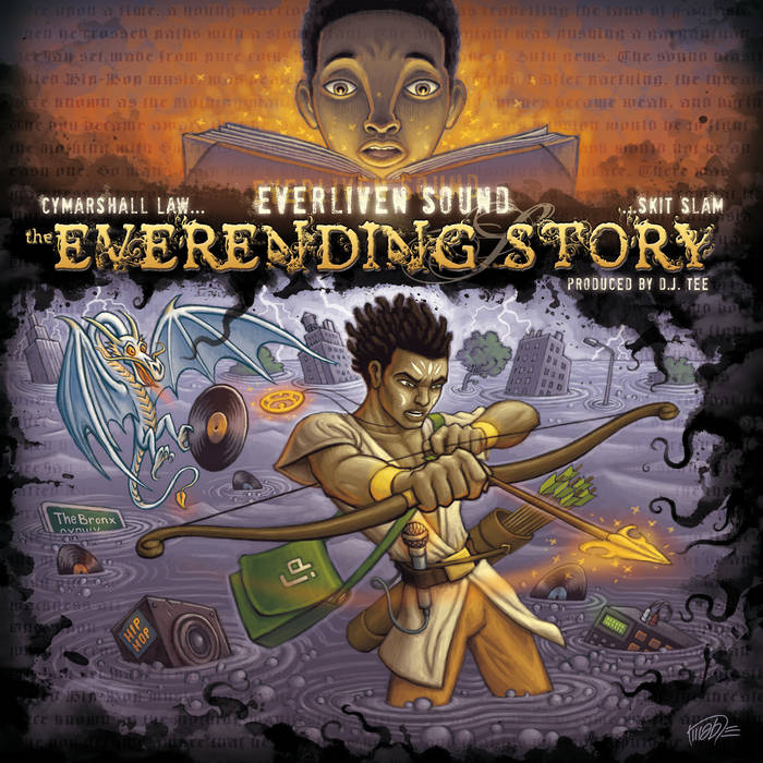 The Everending Story cover art