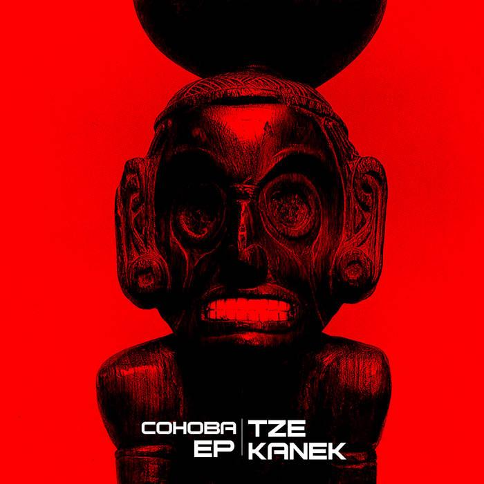 Cohoba EP cover art