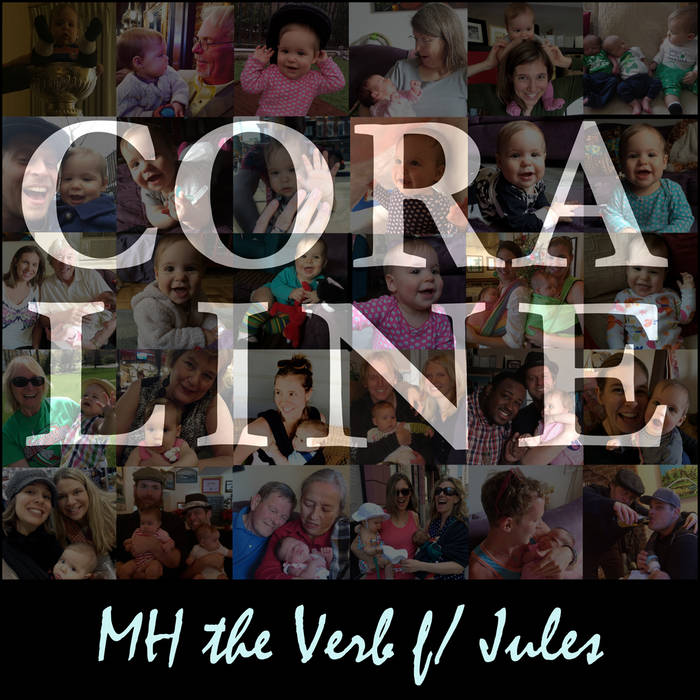 Coraline (feat. Jules) cover art