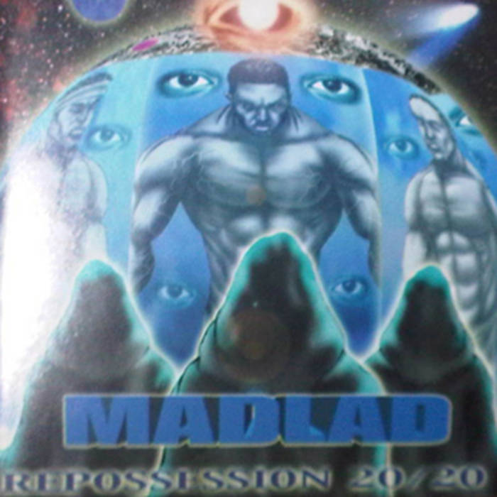 Repossession 20/20 cover art