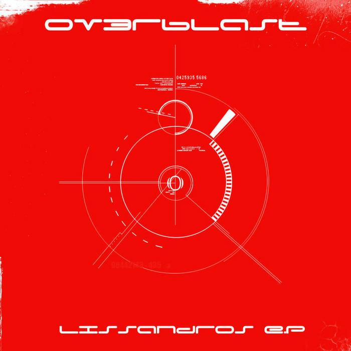 LISSANDROS EP cover art