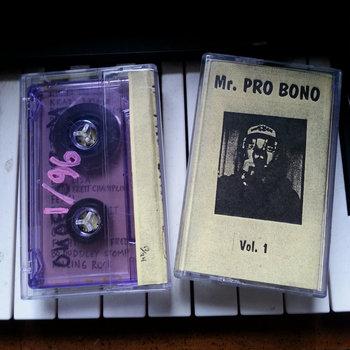 Mr Pro Bono cover art