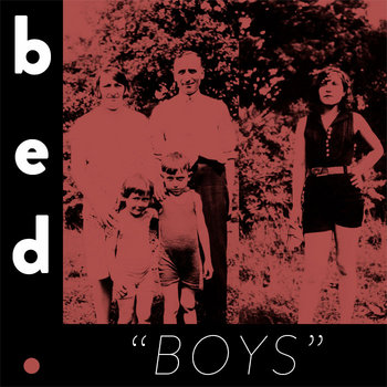 Boys cover art