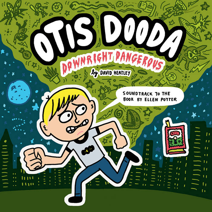 Otis Dooda: Downright Dangerous cover art