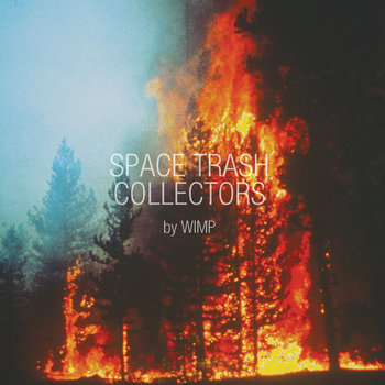 Space Trash Collectors cover art