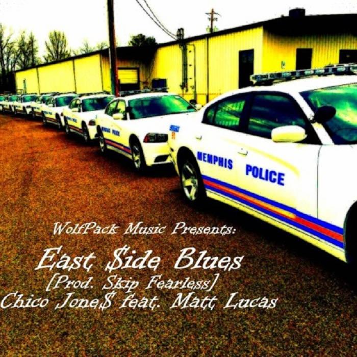 East$ide Blues cover art