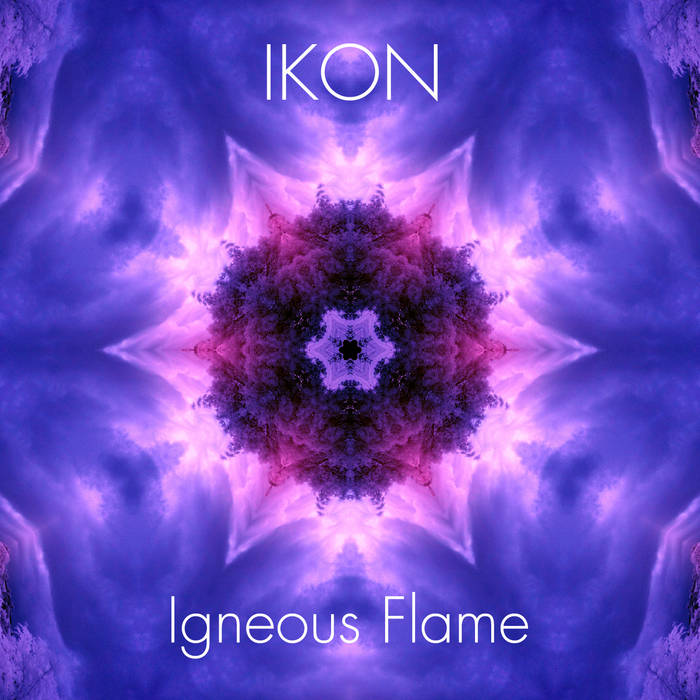 IKON cover art