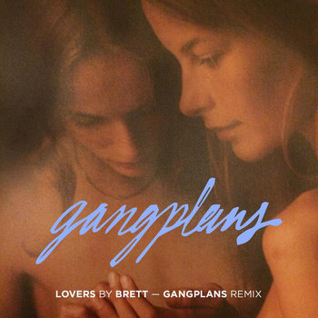 Lovers (Gangplans Zouma Beach Remix) cover art