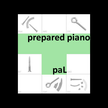 PreparedPiano_paL cover art