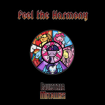 Feel the Harmony cover art
