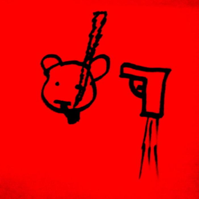 Bear Gun LP cover art