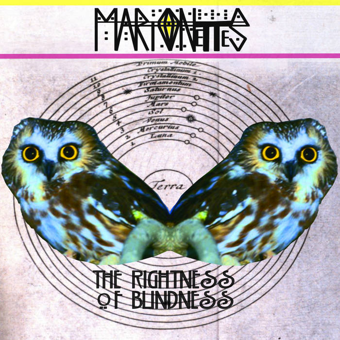 The Rightness Of Blindness cover art