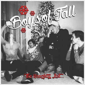 The Naughty List cover art