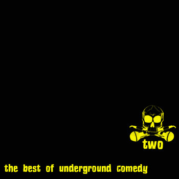 The Best of Underground Comedy Vol. 2 cover art